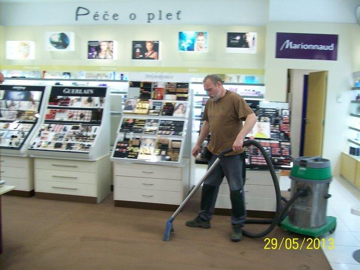 čištění koberců marionnaud