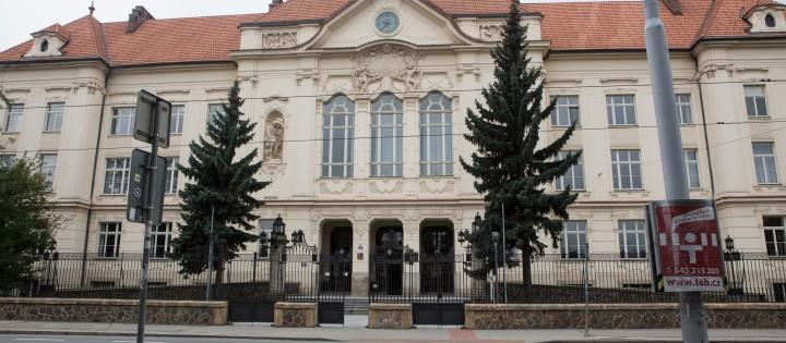 Nátěr proti plísním na historických budovách Brno